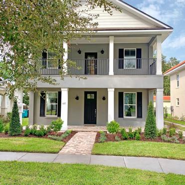 437 E Harding Street Orlando, FL 32806  4 BD   2/1 BA   2,801 SF  Design Concept
