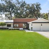 1238 Via Estrella Winter Park, FL 32789  4 BD   3/1 BA   3,018 SF  Sold