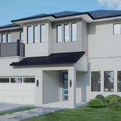 2303 S Shine Avenue Orlando, FL 32806  4 BD   4/1 BA   2,852 SF  Design Concept