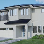 2303 S Shine Avenue Orlando, FL 32806  4 BD | 4/1 BA | 2,852 SF  Design Concept