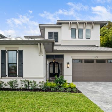 570 Country Club Dr Winter Park, FL 32789  5 BD | 5/2 BA | 3,697 SF  Design Concept