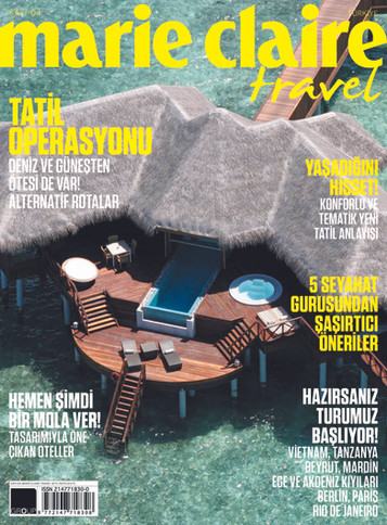 MARIE CLAIRE TRAVEL