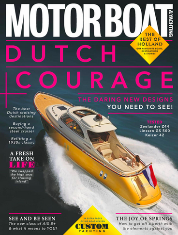 MOTORBOAT & YACHTING
