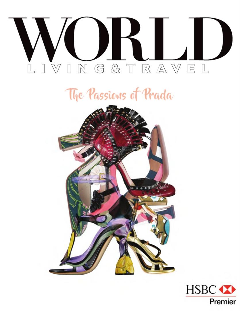 WORLD LIVING & TRAVEL