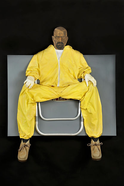 Walter White-Breaking Bad Character 3D C