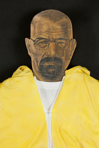 Walter White -detail