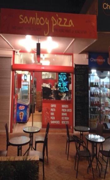 Samboy Pizza Store