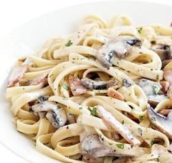 Fettuccine Boscaiola
