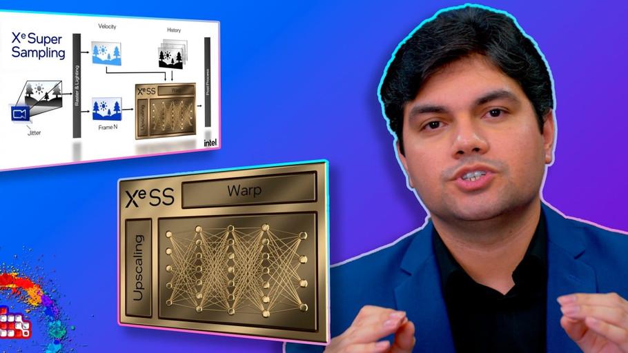 Intel XeSS pode ser melhor que o DLSS da NVIDIA