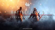 DX12 vs DX11 em Battlefield 1 Beta (9 GPUs)