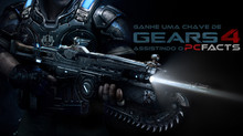 Sorteio de Gears of War 4 - PC + Xbox One Participe!