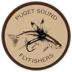 Puget Sound FlyFishers logo
