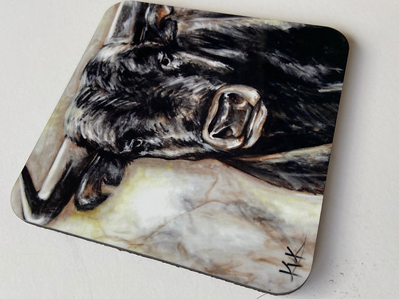 Coaster Set with Stand - Animals