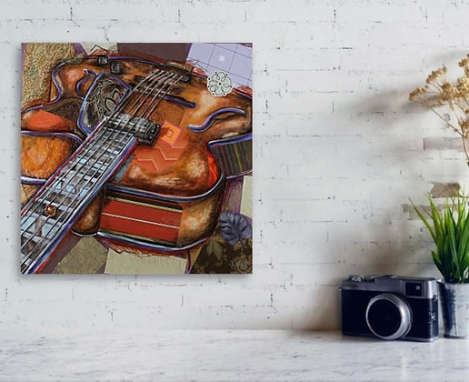 Metal Prints - Musical