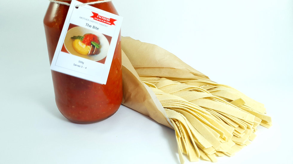 Pasta and Sauce value pack