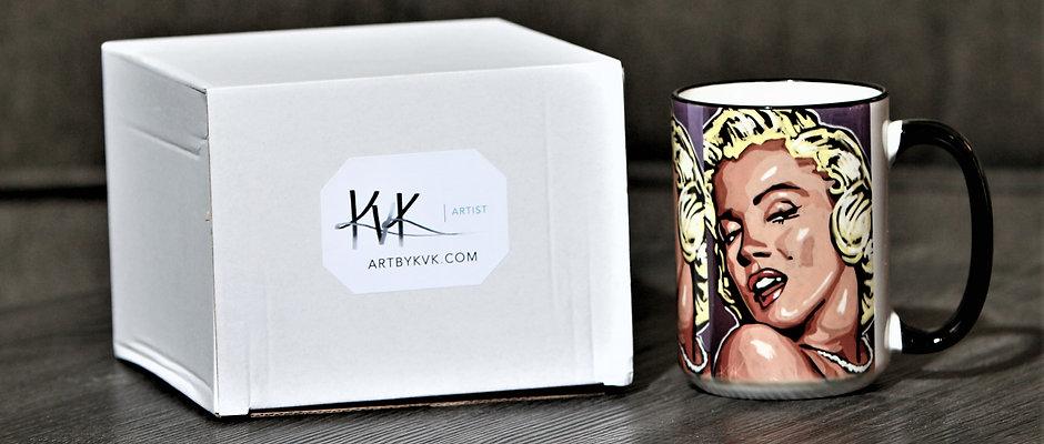 Coffee Mugs - Celebrity Portraits