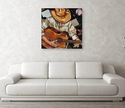 Metal Prints - Cowboys/Country