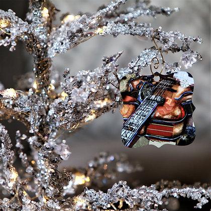 Christmas Ornaments Musical
