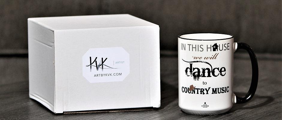 Coffee Mugs - Traditional