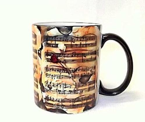 Coffee Mugs - Musical
