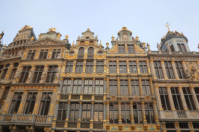Of Cheap Hostels and Belgian Waffles