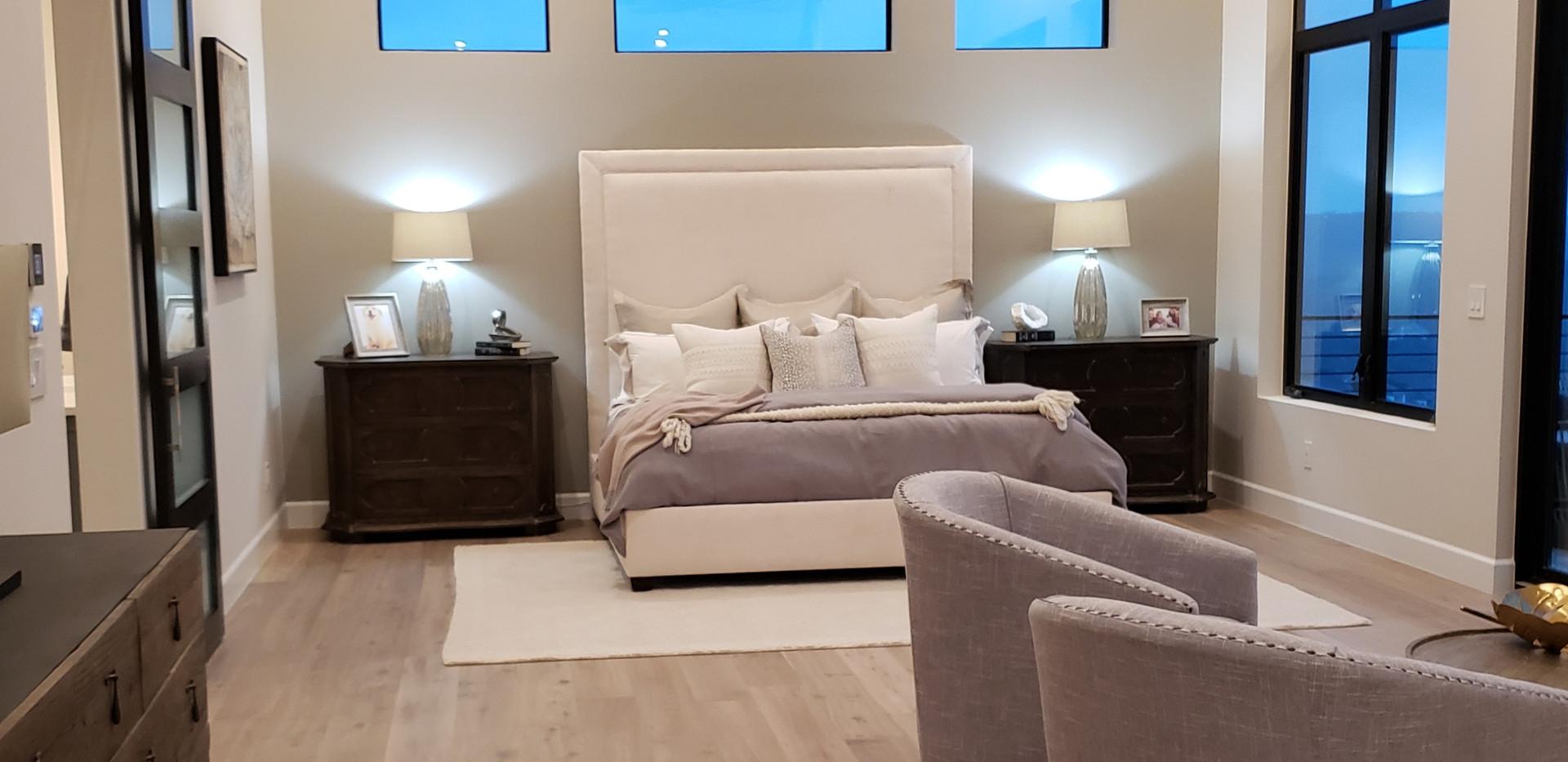 Parade of Homes Austin - Master Bedroom