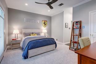 Northwest Hills upstairs Bedroom