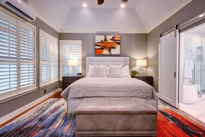 Northwest Hills Master Suite