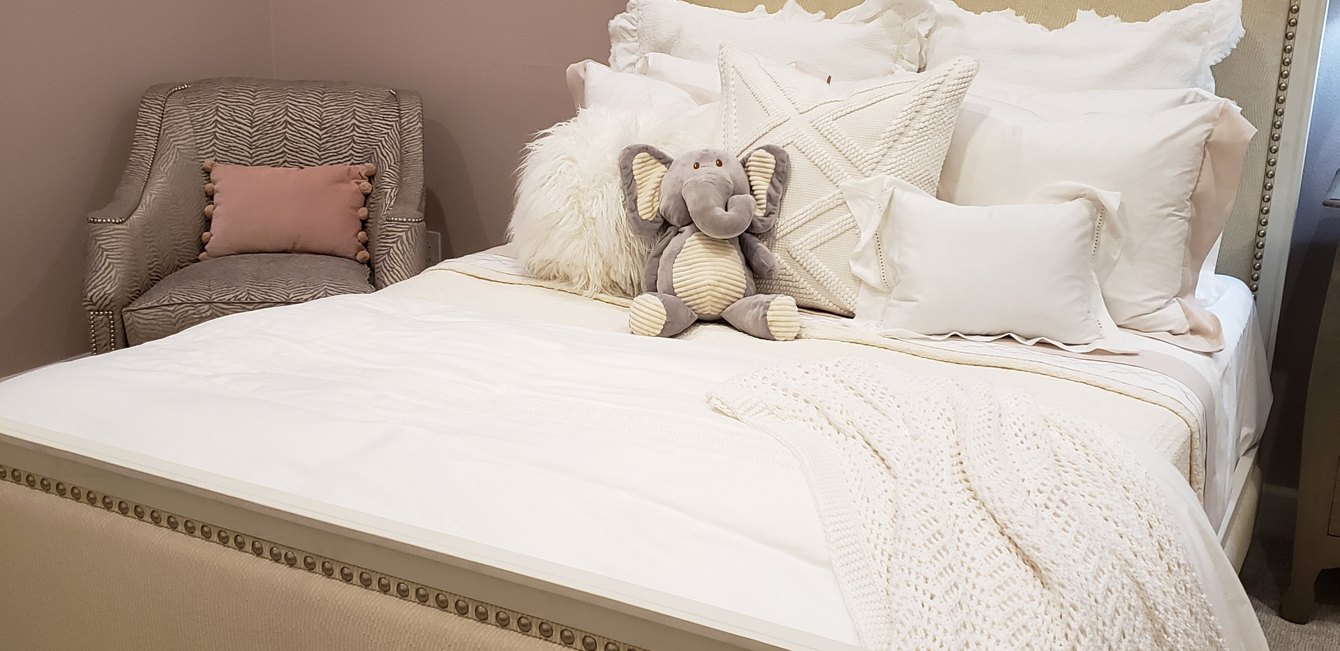 Parade of Homes Austin - Girl's bedroom