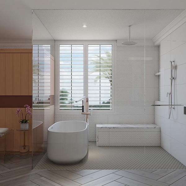 Steam & Sauna Spa Bath