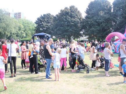 BBQ in the Park - Grange Park, Dudley