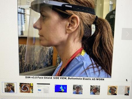 DtM faceshieldsが色々な改良されていていいと思います。