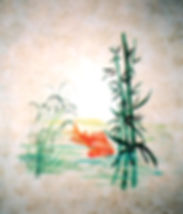 Wall painting w goldfish.jpg