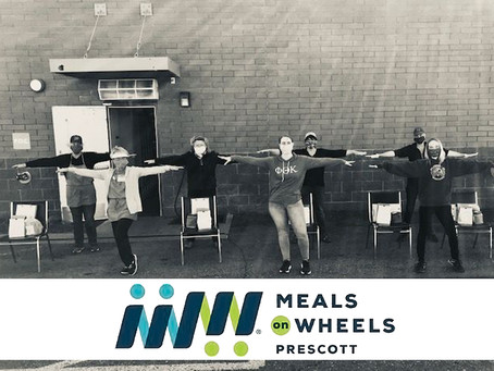 Prescott Meals on Wheels: More than a Meal