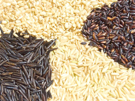 The Pandemic Pantry: Rice