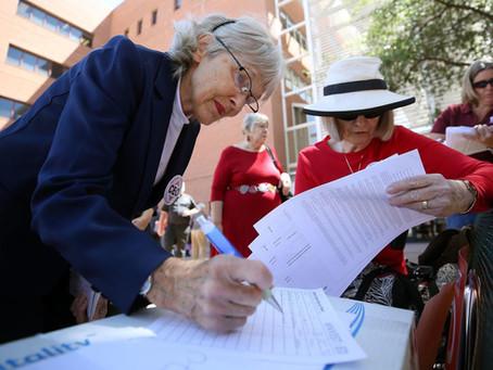 Voter Initiatives Under Threat