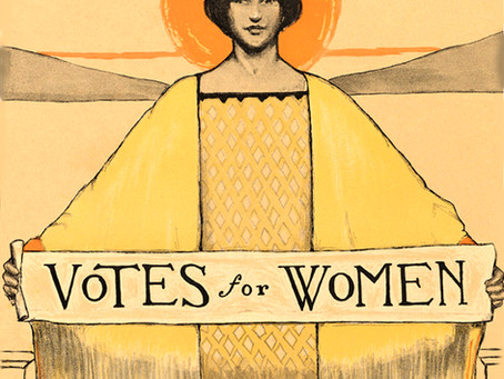Centennial of Women's Right to Vote
