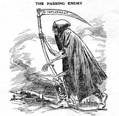Passing Enemy, Gordon Brewster, Irish We