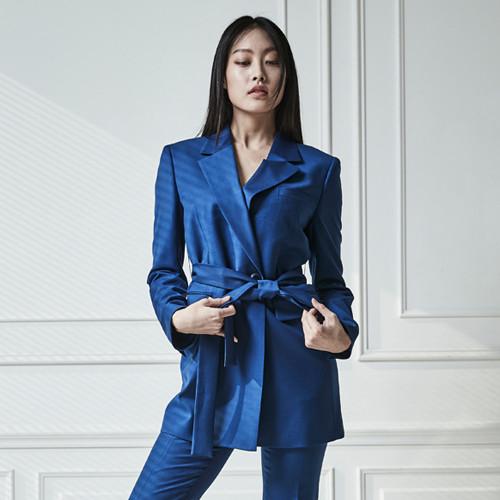 MEYOOMI_미유미_Woman_Royal Blau Suit_ Tr