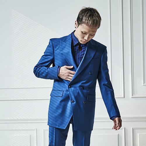 MEYOOMI_미유미_Royalblue_suit_Trend Over