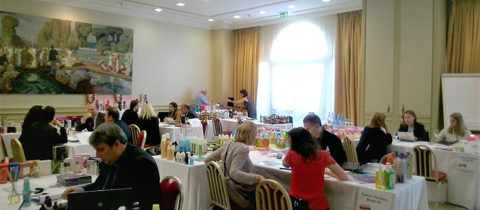 Türk Kozmetik Sektörü ECRM European Beauty & Personal Care Fransa Programına Katıldı.
