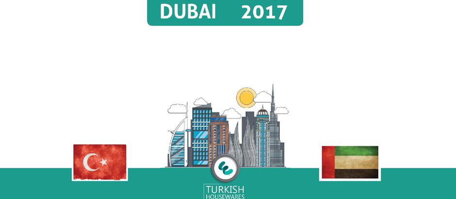 Ev ve Mutfak Eşyaları Sektörü 2017'de İlk Ticaret Heyeti Programını Dubai'de Gerçekleştirdi.
