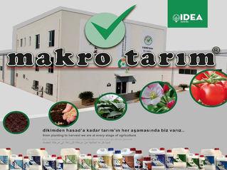 makro tarım