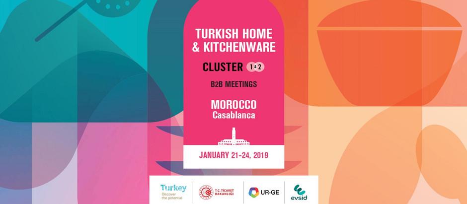 Ev ve Mutfak Eşyaları Sektörü Kuzey ve Sahraaltı Afrika Pazarlarına Fas üzerinden açılacak