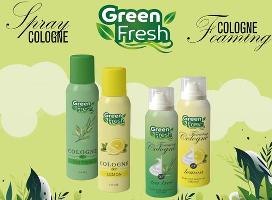 GREEN FRESH