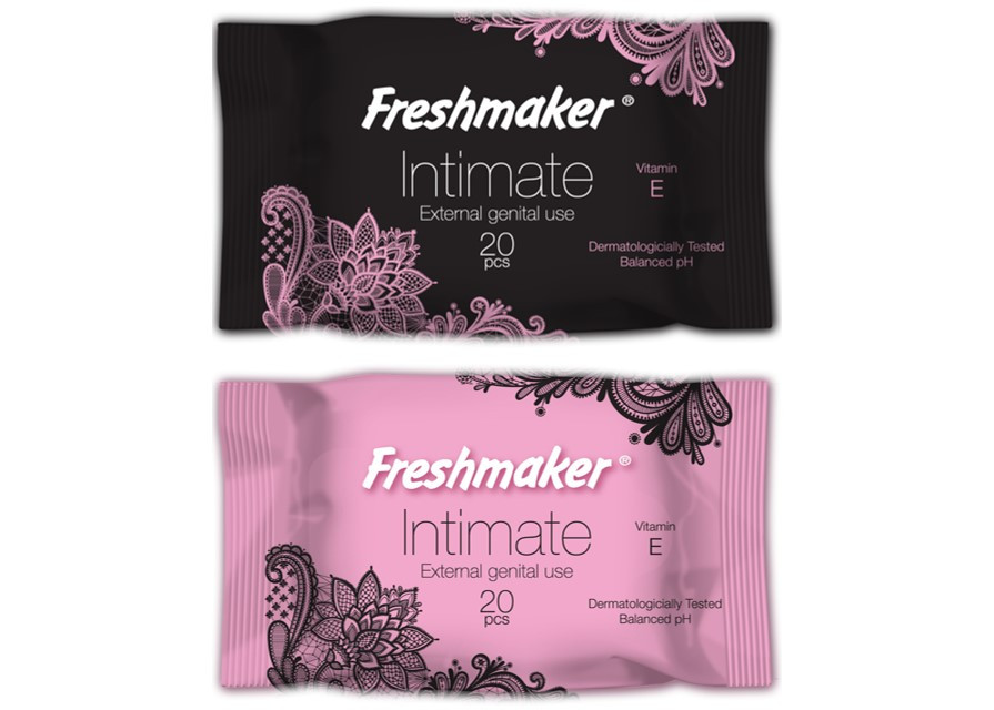 INTIMATE WET WIPES