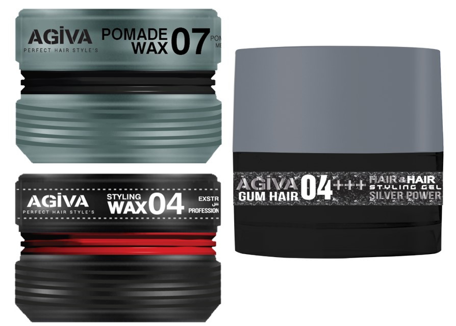 AGIVA WAX