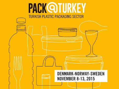 Pack@Turkey Takımı İskandinav Pazarını Hedefliyor.