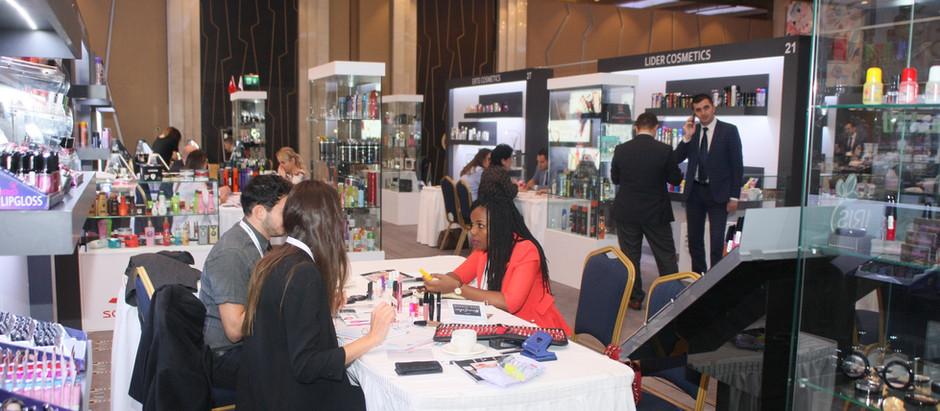 Türk Kozmetik ve Temizlik Ürünleri Sektörü Yabancı Alıcılar ile İstanbul'da Buluştu