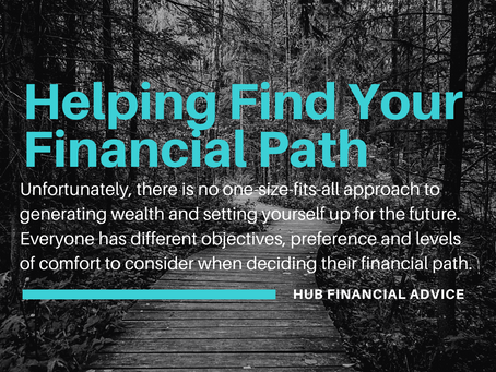 Helping Find Your Financial Path